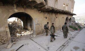 Marxist-Nationalist Kurdish Fighters Kill 4 Near Iraq-Turkey Border: Governor's Office