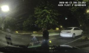Officer Who Shot Rayshard Brooks 'Heard a Sound Like a Gunshot'