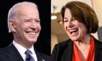 Klobuchar Pulls Back From Consideration as Biden's Running Mate