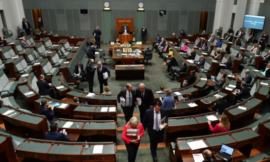 Federal MPs Weigh up Virus Limits Ahead of Parliament Sitting