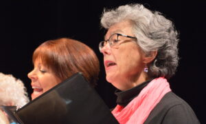 Musical Connection: Choral Program for Older Adults Provides Fun and Creative Outlet
