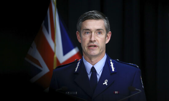 Officers Down, Active Search for Shooter Underway in New Zealand