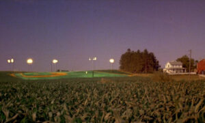 Popcorn and Inspiration: 'Field of Dreams': Ease Your Pain
