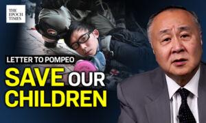 Hongkonger's letter to Pompeo: Please Save Hong Kong's Children, 'Please make HK safe again'