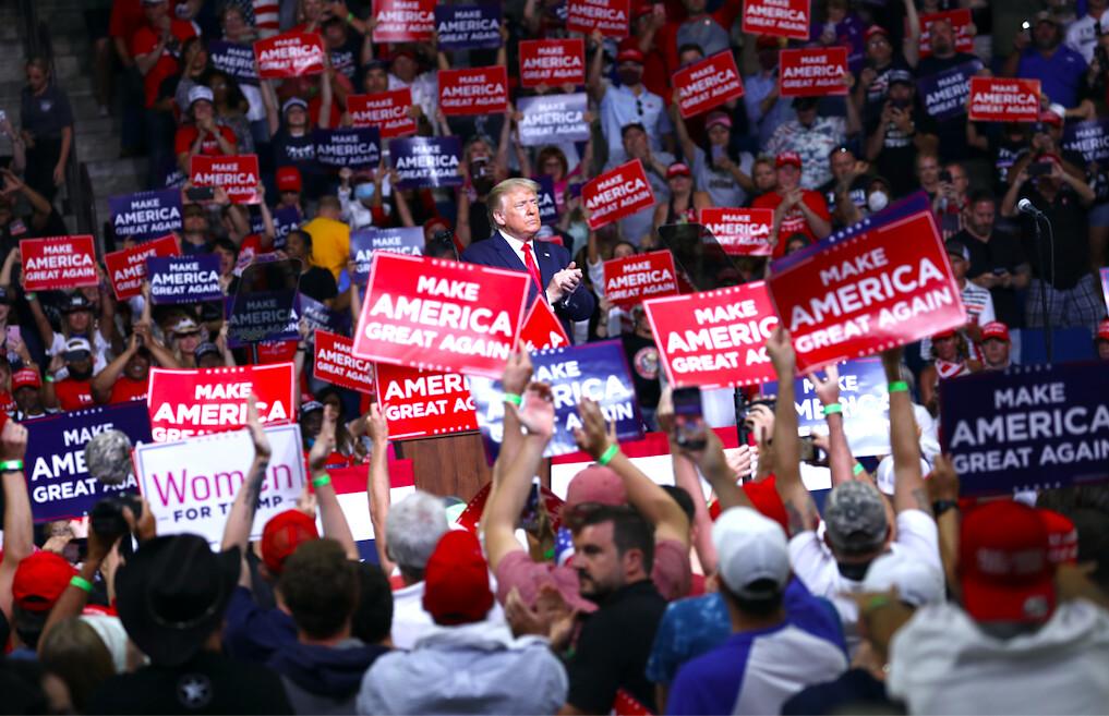Tulsa Trump