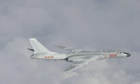 Chinese Bomber Approaches Taiwan in Latest Fly-By Near Island