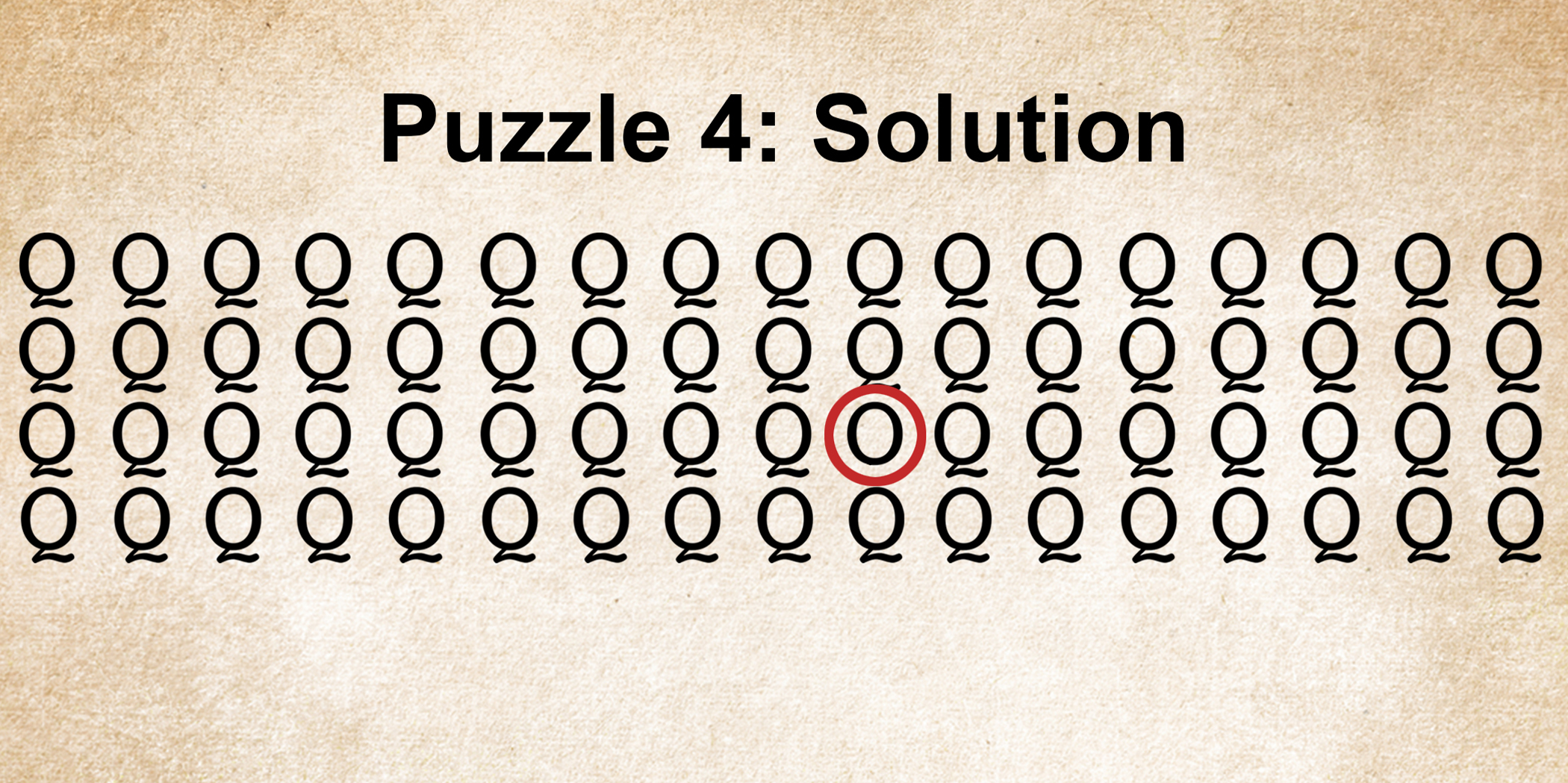Beat the Timer and Test Your Vision: How Fast Can You Solve These Five Puzzles?