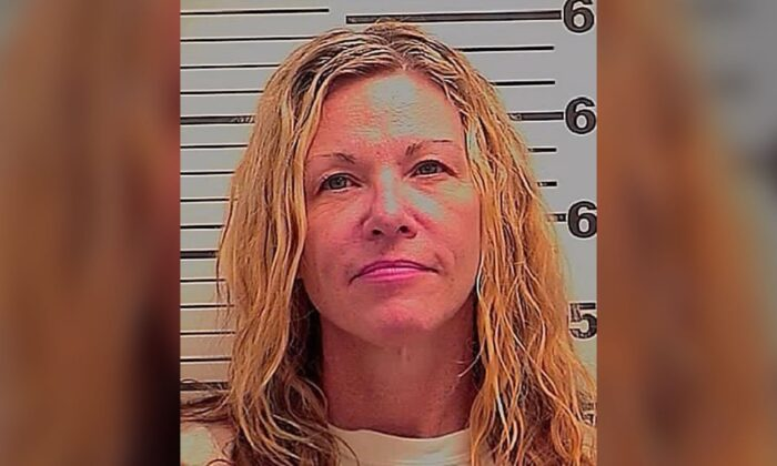 Undated booking Photo of Lori Vallow. (Madison County Sheriff's Office)