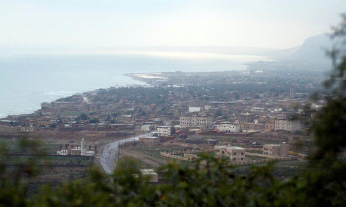Hadibu city on the capital island of Socotra on Nov. 21, 2013. (Mohamed al-Sayaghi/Reuters, File Photo)