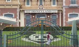Unions: Not Safe to Reopen Disneyland From Pandemic-Fueled Lockdown