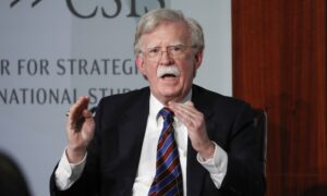 Bolton Says He Won't Vote for Biden as He Calls Democrats 'Almost as Bad' as Trump