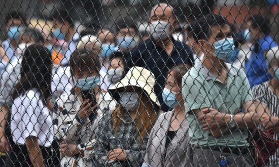 100+ Confirmed CCP Virus Cases in Beijing Leads to Lockdown
