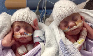 Miracle Twins Born at 24 Weeks Beat the Odds to Survive and Are Now Thriving Toddlers