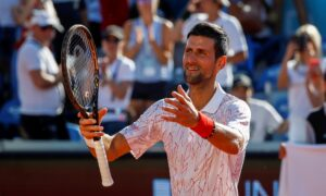 Novak Djokovic and Wife Test Positive for CCP virus
