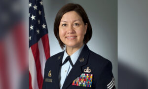 US Air Force Woman Makes History, Becomes Military's First Female Top Enlisted Leader