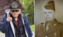 WWII Veteran Is Walking 100 Miles for His 100th Birthday to Raise Money for COVID-19 Relief