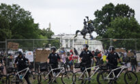 Police Stop Vandals From Taking Down Andrew Jackson Statue Near White House