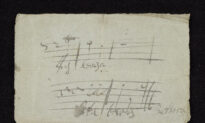 Exhibition: In the Presence of Beethoven and the Divine