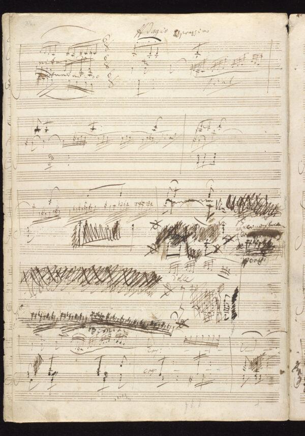 Beethoven full sheet