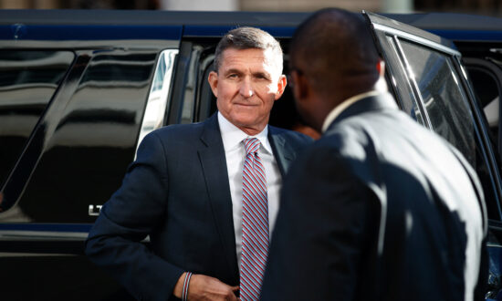 Flynn Says Trump Could Use 'Military Capability' to Re-Run Election in Battleground States