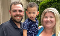Emotional Mom Confronts Critics, Explains Why She Uses a 'Backpack Leash' for Adopted Son