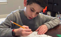 Home-schooled 10-Year-Old Scores 89 on Math Test, Starts Crying–but Mom's Response Is Perfect