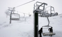 Victoria's Snow Fields Delay Ski Lift Opening