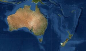 6.0 Magnitude Earthquake Hits New Zealand's South Island Near Milford Sound