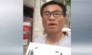 Human Rights Attorney Jobless for Over Three Years, Now a Street Beggar