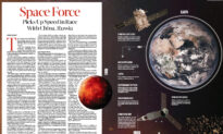 Space Force Picks Up Speed in Race With China, Russia