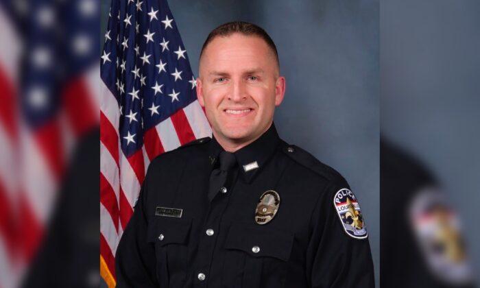 Officer Brett Hankison. (Louisville Police Department via AP)