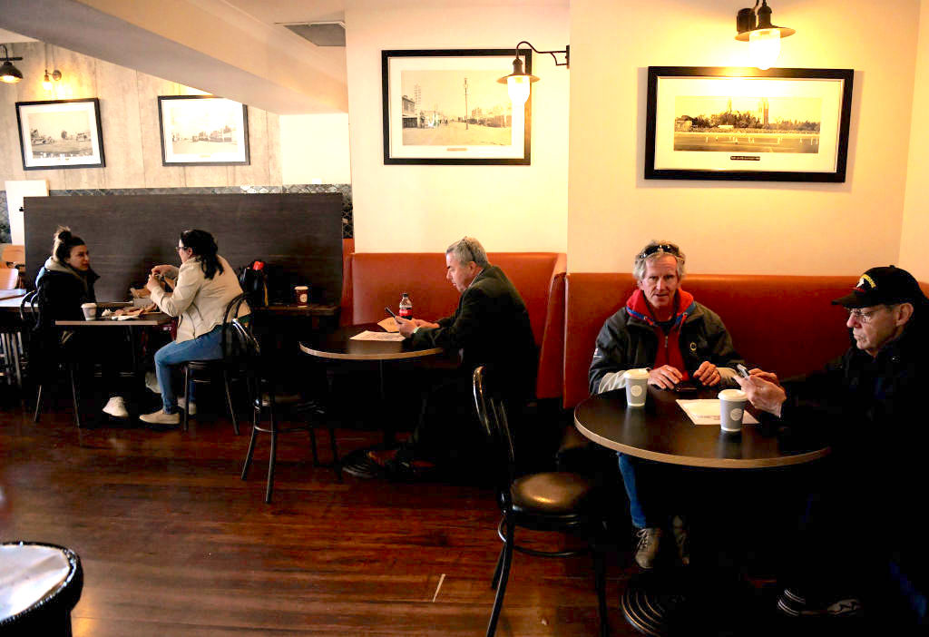 coffee shop in adelaide, ausralia