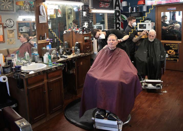 barbershop in indiana