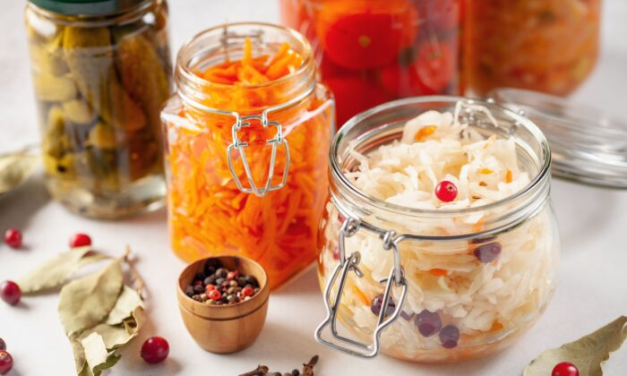 Fermented foods offer probiotics that can help your body stay well over the long haul. (NatalyaBond/Shutterstock)