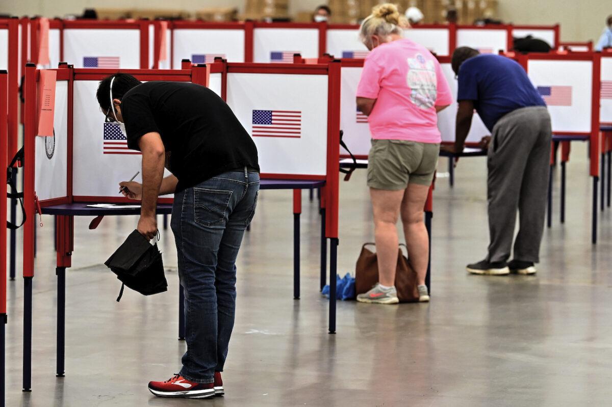 Election 2020 Kentucky