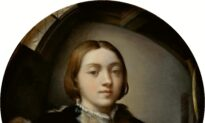 Parmigianino's Simulacra: More Like an Angel Than a Man