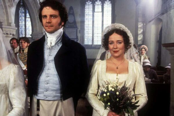 wedding in pride and prejudice