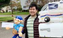 Artist With Autism Makes Balloon Sculptures to Thank Health Care Workers, Police Officers