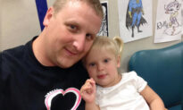 Dad Gets Yelled at by Stranger for Carrying Sick Daughter, His Response Leaves Man in Tears