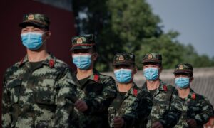 Chinese Leader Xi Jinping Faces Pressure From Within the Military