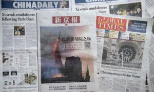 Beijing Escalates Campaign to Reshape Global News Landscape: Survey