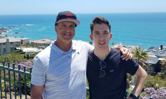 Former Drug-Addict Dad Finally Reunites With Son 20 Years After Giving Him Up for Adoption