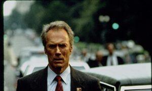 Popcorn and Inspiration: 'In the Line of Fire': Assassin's Revenge Versus Secret Service Redemption
