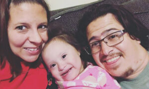 'We Would Have Missed Out': Parents Adopt Autistic Baby With Down Syndrome Despite Fears