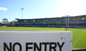 Victorians Banned From NSW Footy Fixtures