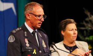 Victoria's CFA Chief Hands in Resignation
