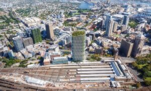 Atlassian Unveils World's Tallest Timber Tower at Sydney's Upcoming 'Silicon Valley'