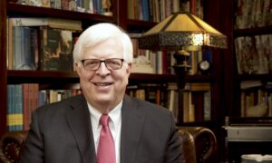 Dennis Prager on the 'Undoing of American Liberty'