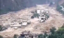 20,000 Chinese People Forced to Abandon Homes as Massive Mudslide Destroys Village