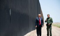 Trump: Privately-Funded Border Wall 'Done to Make Me Look Bad'